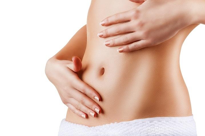 Mezoterapia bezigłowa brzuch