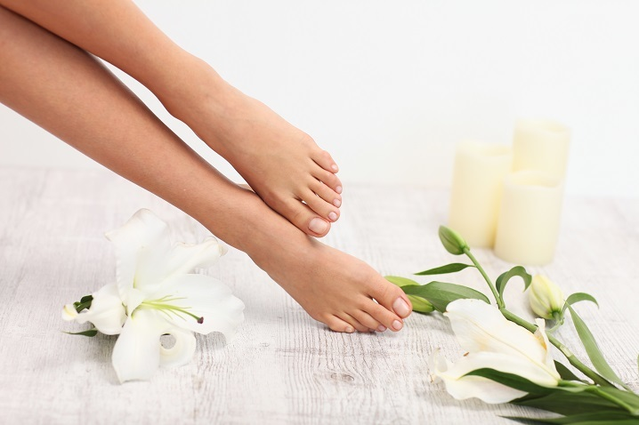 Pedicure biologiczny