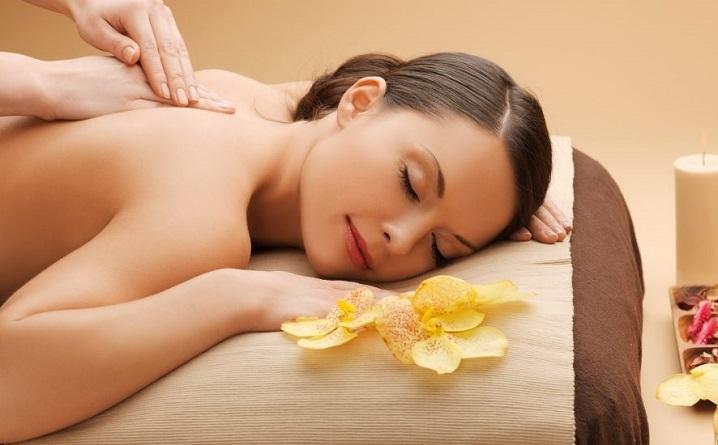 SPA i masaż