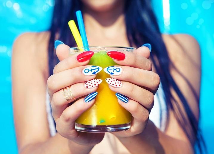 Wzorki i zdobienia paznokci