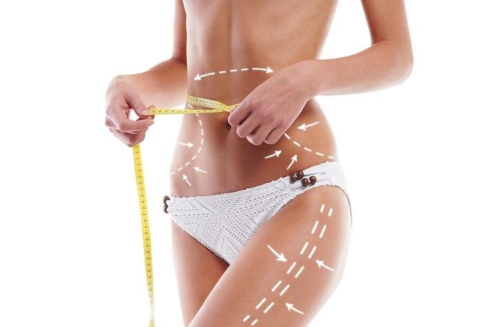 Liposukcja – brzuch