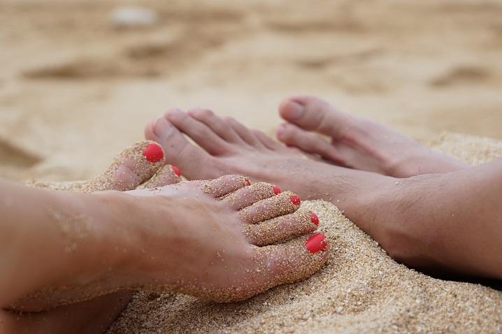 Leczenie wrastających paznokci