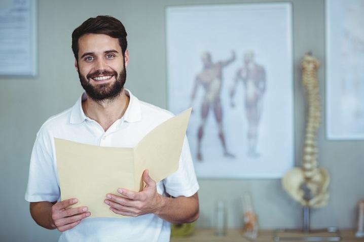 Konsultacja z fizjoterapeutą