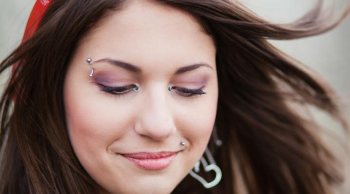 Piercing i przekłuwanie
