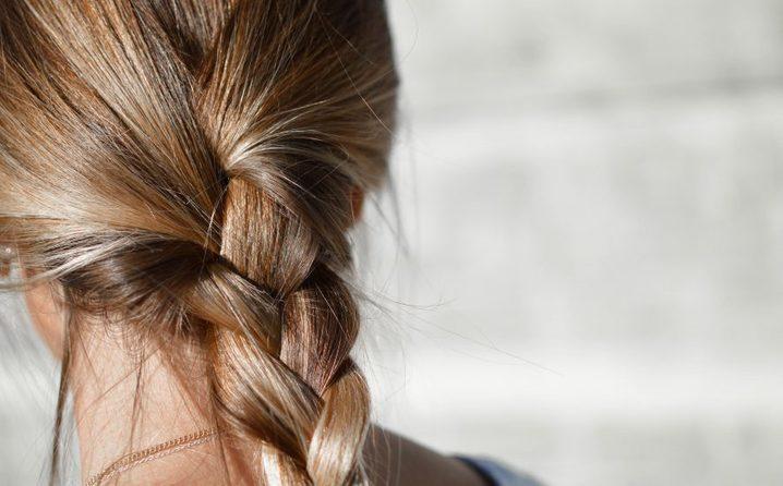 Upięcie włosów – warkocz