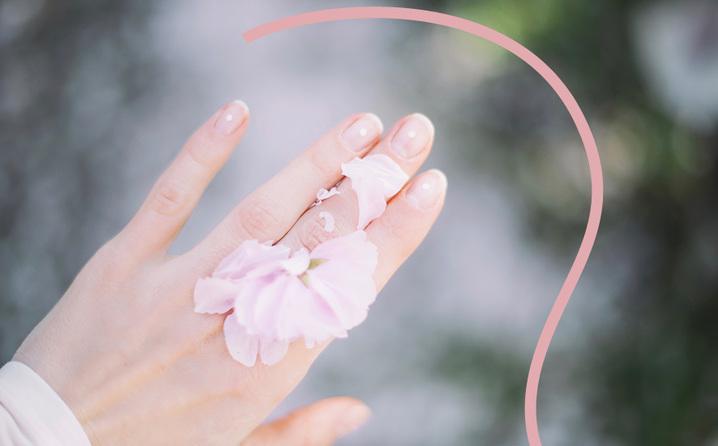 Mikrodermabrazja - dłonie